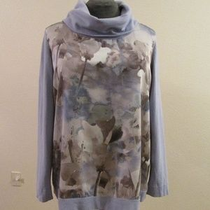 Zenergy by Chico's lavender sweater